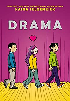 Drama by [Raina Telgemeier]