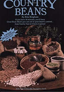 Country Beans - How to cook dry beans in only 3 minutes!