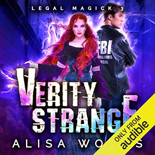 Couverture de Verity Strange