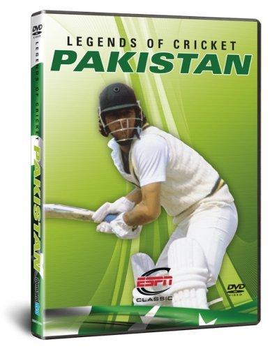 Legends of Cricket - Pakistan [DVD] [UK Import]