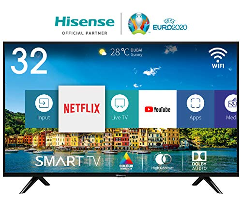 Comprar Smart TV Hisense 32 pulgadas H32BE5500 - Opiniones