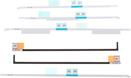 "K8U131 Pantalla LCD @FATO 6Pcs Cinta de Doble Cara Adhesiva de Gaza para el iMac 21.5"""
