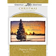 Perfect Peace - Boxed Greeting Cards - Christmas - KJV Scripture