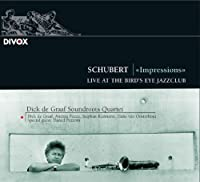 Impressions: Live at the Birds Eye Jazz Club by FRANZ SCHUBERT (2011-01-25)