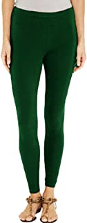 Green Chudidar Leggings and Dupatta Set