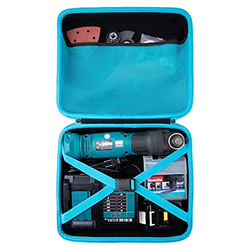 Strong Storage Hard Case for Makita DTM51Z 18V Multi-Tool Cordless by Aenllosi (only case)