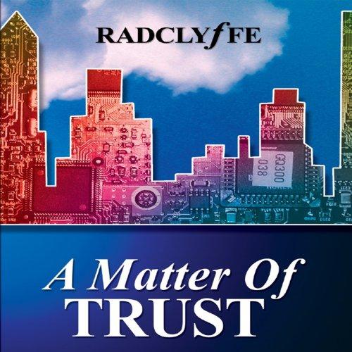 A Matter of Trust audiobook cover art