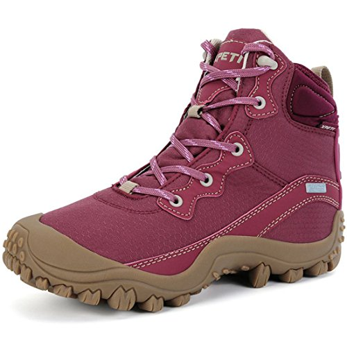 Karrimor trekking zapatos botín de senderisml impermeable botas señora