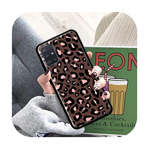 Phone cover Schutzhülle für Samsung Galaxy A51 A71 M51 M40 A31 A41 A91 A21S M30S M31 Soft Bolso Mobile Coque Capa-B02-For Galaxy A71