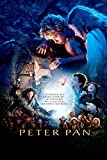Peter Pan Movie Poster 70 X 45 cm