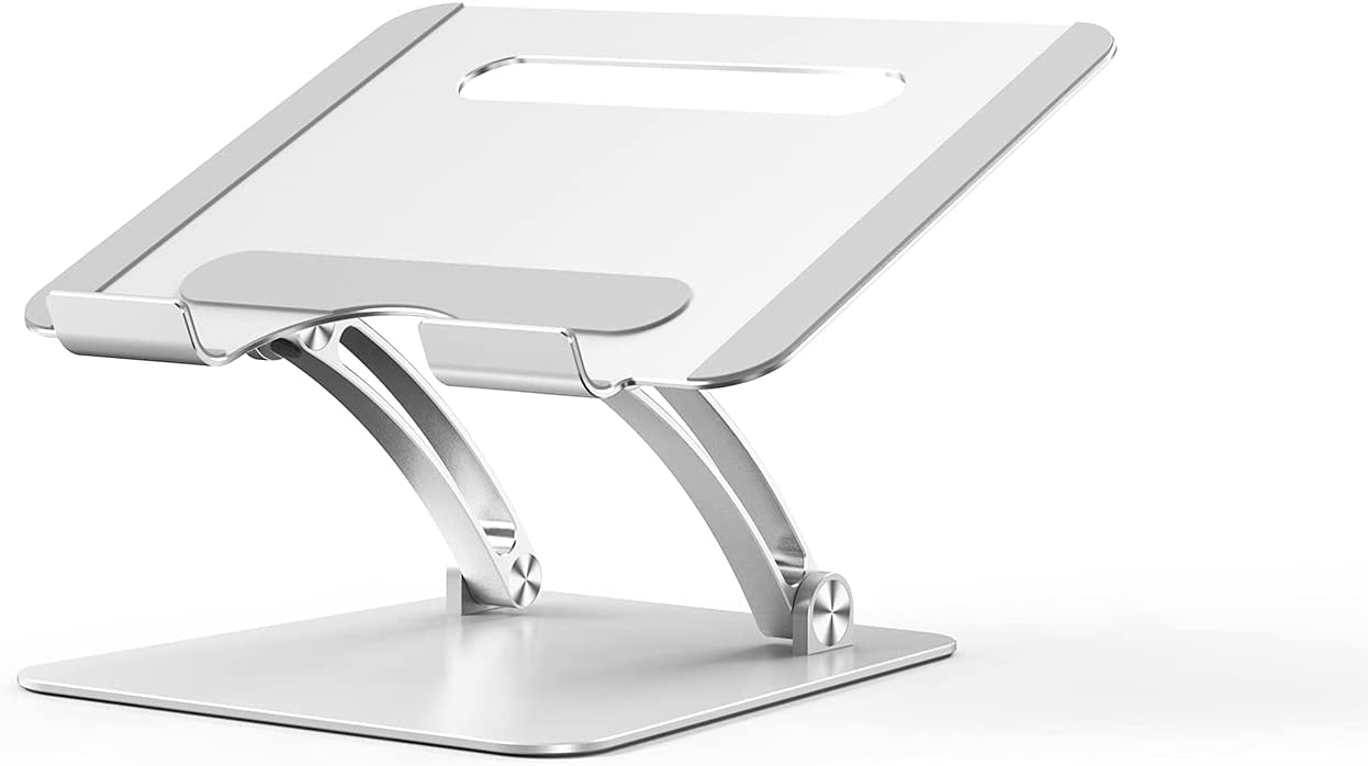 Adjustable Laptop overseas Stand POVO Angle Height OFFicial Ergonomic