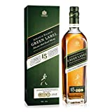 Johnnie Walker Green Label Whisky Escocés, 700 ml