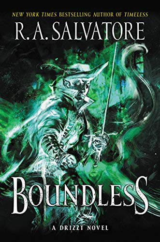Boundless: A Drizzt Novel (Generations Book 2) by [R. A. Salvatore]