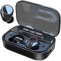 Fukvee IPX7 Waterproof Bluetooth 5.0 Earbuds with 3000mAh Charging Case