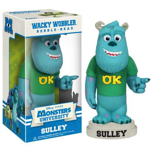 Disney - Monstres & Cie - Figurine Bobblehead de Sully 18cm