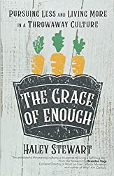 Inspired by Books, The Grace of Enough, Haley Stewart