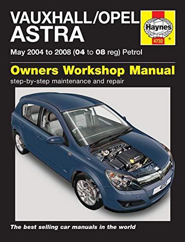 Vauxhall / Opel Astra 04-08