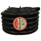 Tubo corrugado 25mm 10m【IGNIFUGO】No propagador de llamas • Tubos corrugados flexibles para...