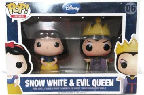 Disney Snow White & Evil Queen - Funko Pop! Minis by Funko LLC