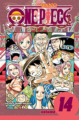 One-Piece-manga-Full-Collection: Manga volume 14 (English Edition)