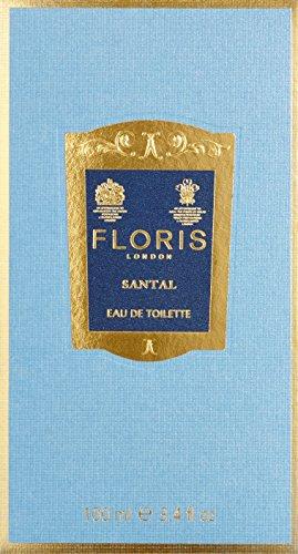 Floris London Santal, Eau de Toilette, 100 ml - 2