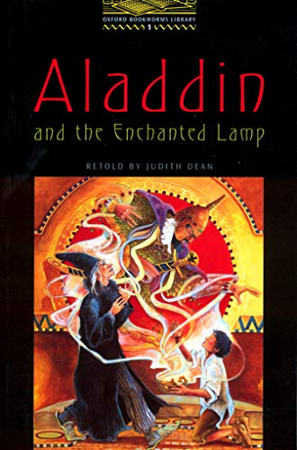 Aladdin and the Enchanted Lamp: Level 1 (Bookworms Series)の詳細を見る