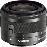 Canon 15-45 mm F 3.5-6.3 EF-M IS STM Lens for EOS M Series