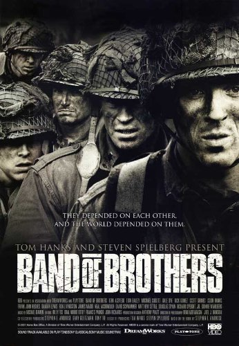 Band of Brothers 27 x 40 Movie Poster - Style F