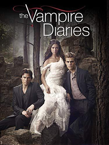 The Vampire Diaries Poster Frameless Gift 12 x 18 inch(30cm x 46cm)-LT-105