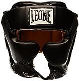 Leone 1947 - Casco de entrenamiento para adultos, unisex, color negro,...