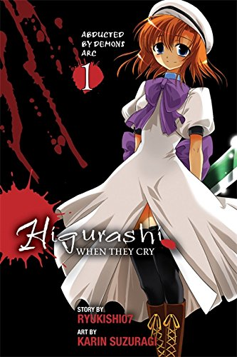 Higurashi When They Cry: Abducted by Demons Arc, Vol. 1 - manga