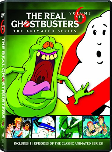 Real Ghostbusters 6 [DVD] [Import]