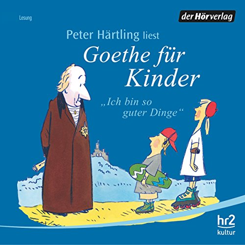 Goethe für Kinder Titelbild