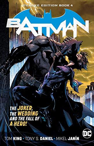 Batman: The Rebirth Deluxe Edition - Book 4 (Batman (2016-)) (English Edition)