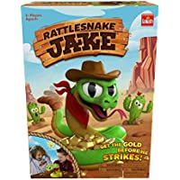 Goliath Rattlesnake Jake Get the Gold Before He Strikes! Game