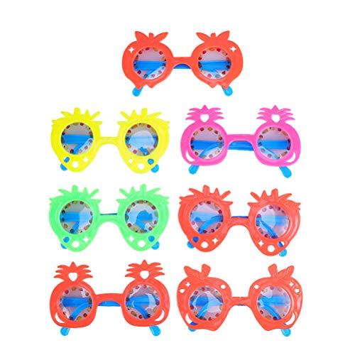 Amosfun 10 Piezas Gafas de Sol de Frutas Disfraz de Fiesta ...