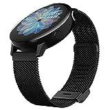 YABZOZ Correa Compatible con Samsung Galaxy Watch Active/Active 2...