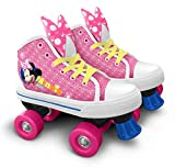 Stamp Minnie Patines 4 Ruedas, Color Pink, Size 28 (J862028)