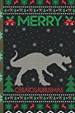 Ugly Ceratosaurus Christmas Composition Notebook: Ceratosaurus Lover Xmas Lighting Ugly Style Christmas Pajama Journals - Christmas Decoration Journal Notebook For Men, Women, Girls, Kids