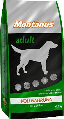 MONTANUS® Adult, Hundefutter, 12,5 kg