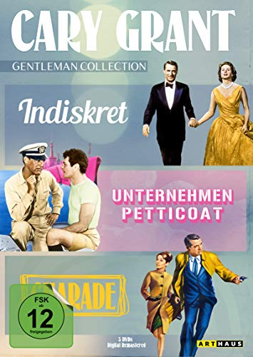 Cary Grant Gentleman Collection [3 DVDs]