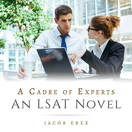 A Cadre of Experts: An LSAT Novel audiobook cover art