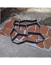 Los Moldes De Concreto Bricolaje Ruta Fabricante De Cemento De Hormigón Del Molde Paseo Stepping Stone Pavimentadora Para Suministros Paseo Jardín Jardín Pavimento