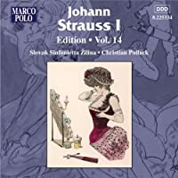 Johann Strauss I Edition, Vol. 14 (2009-05-26)