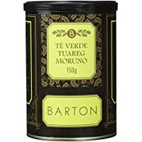 Barton Té Verde Tuareg Moruno - 150 gr