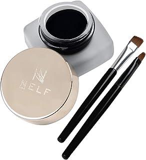 Nelf HD Gel Eyeliner, Black Matte, 3g