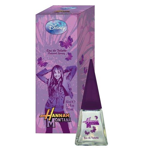 Disney Hannah Montana Eau de Toilette DI 74402, 1er Pack (1 x 50 ml)