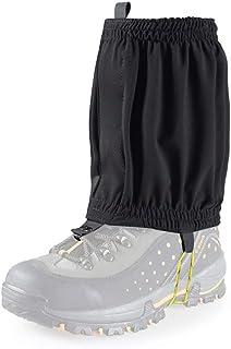 FastUU Skoskydd av elastiskt tyg bärbara snödamasker, överskor för användning vid promenader, camping, jakt, fiske, vandri...