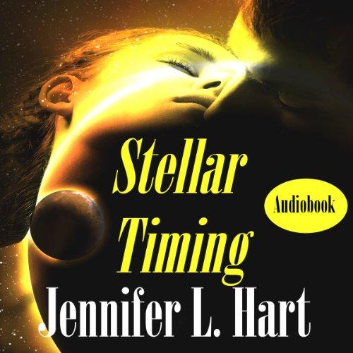 Stellar Timing audiobook cover art