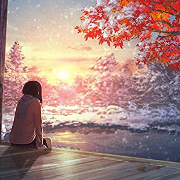 autumn, alone